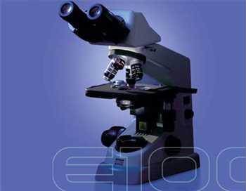 میکروسکوپ بیولوژی دو چشمی