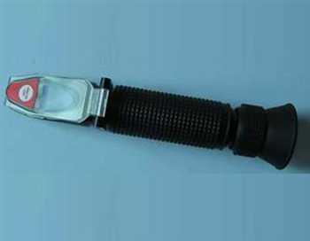 فروش رفراکتومتر دستی چراغ و ATC دار – Brix 0-12 بریکس