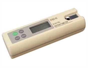 فروش رفراکتومتر دیجیتال پرتابل – Brix 0-45 بریکس
