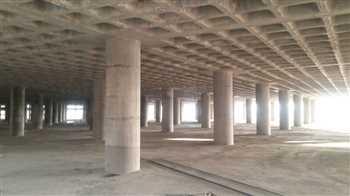 طراح و مجری سازه سقف وافل یک طرفه و دو طرفه