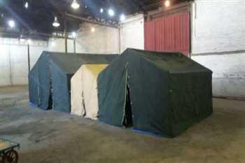 چادر بزرگ مسافرتی