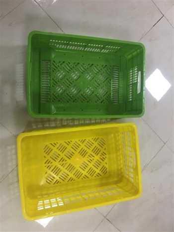 تولید کننده انواع سبد - جعبه پلاستیکی