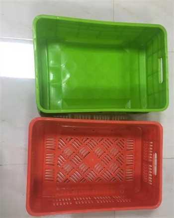 تولید سبد پلاستیکی ، سبد صنعتی پلاستیکی