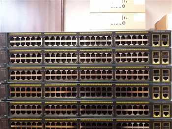 بزرگترین وارکننده تجهیزات شبکه برند سیسکو