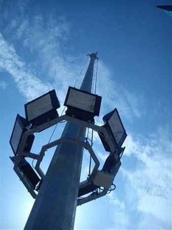 برج نوری شرکت پویا زاگرس