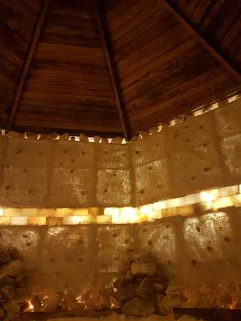 ساخت اتاق نمک به صورت رایگان