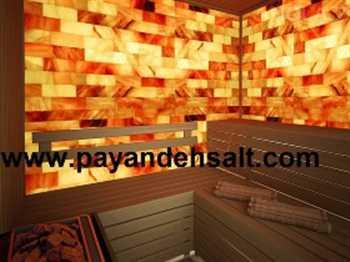 فروش اجرنمکی وچسب نمک جهت ساخت اتاق نمکی