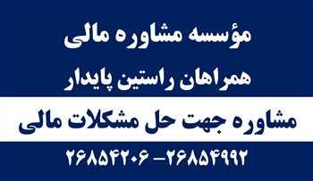 ارائه خدمات مشاوره جهت مدیریت بحران مالی