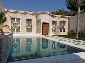750 متر باغ ویلا بدون مشکل جهاد در ملارد