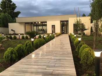 1160 متر باغ ویلای دیزاین شده در محمدشهر