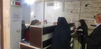 دفتر پیشخوان دولت ثبت احوال در شرق تهران