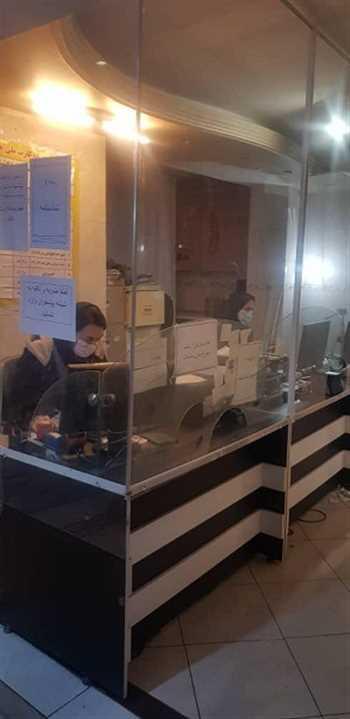 دفتر پیشخوان دولت ثبت احوال در بلوار ابوذر