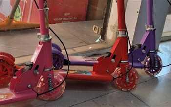 اسکوتر های دخترانه  قیمت 350هزارتومان