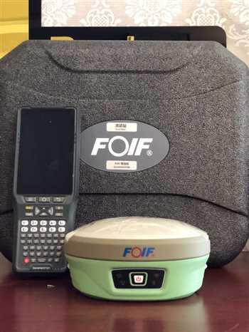 گیرنده مولتی فرکانس Foif A90 با کنترلر