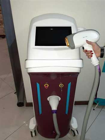 دستگاه لیزر الکس دایود اندیگ آیس کویین پلاتینا2020alex diod