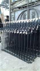 فروش نرده حفاظ دیواری -حفاظ نرده ای نیزه ای
