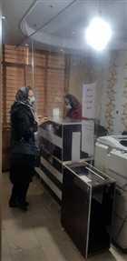 دفتر پیشخوان دولت ثبت احوال در مسعودیه