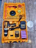 شاهکار ابزار  دریل     شارژی         DFWLT مدل                       DCD710DK2 ولت                       88  دور                        1400  گیربکس